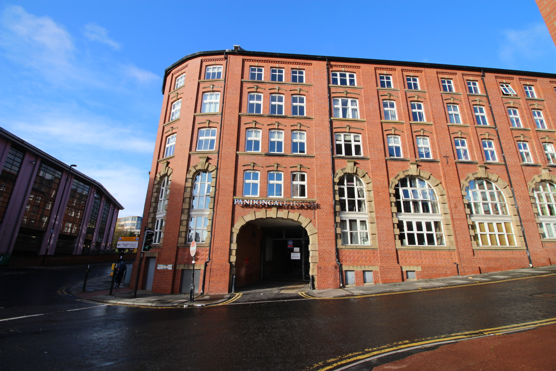 Pandongate House, Quayside, Newcastle Upon Tyne