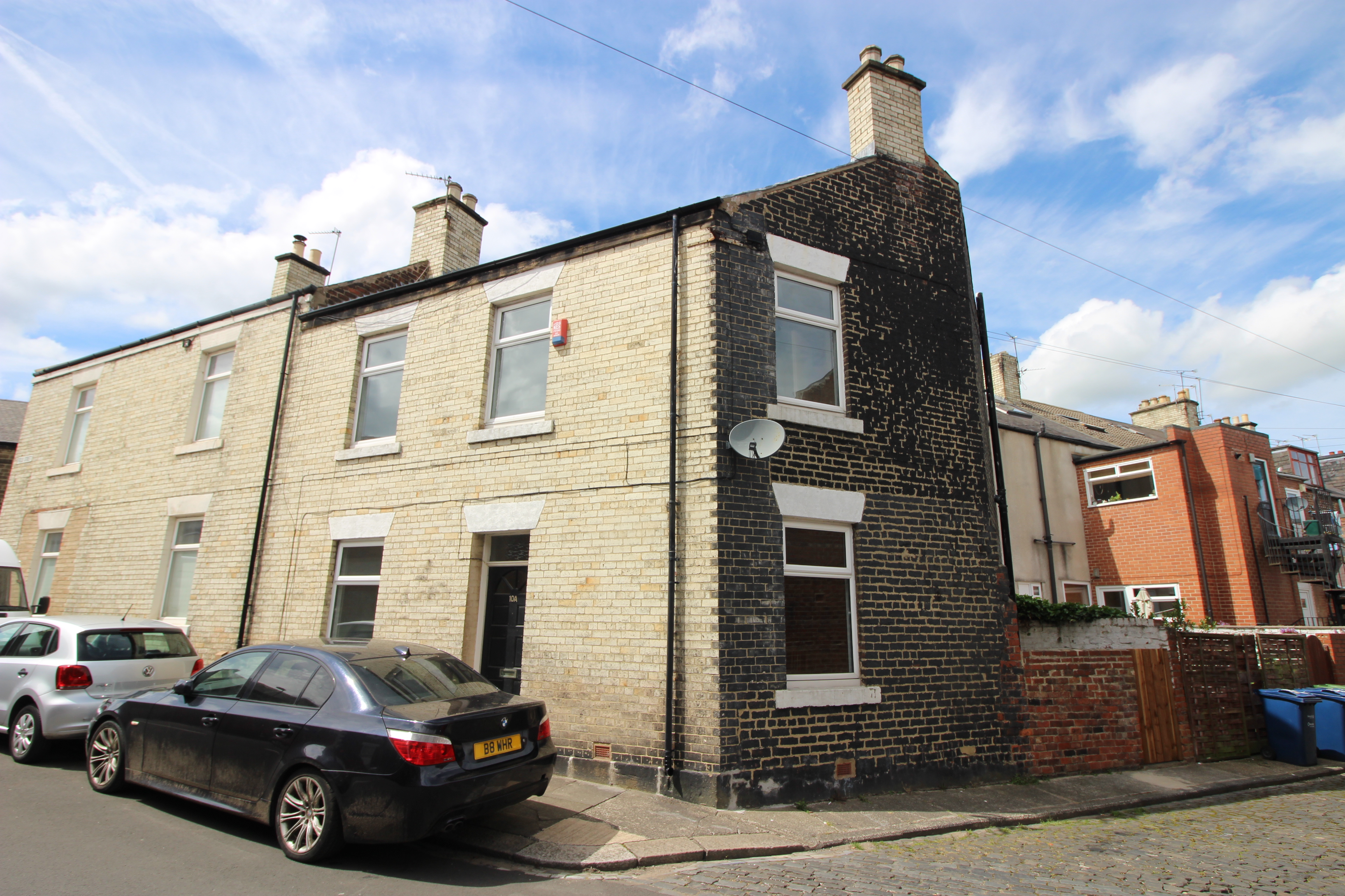 Bowsden Terrace, South Gosforth, Newcastle Upon Tyne