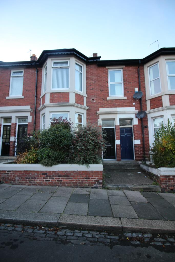 Audley Road, South Gosforth, Newcastle Upon Tyne