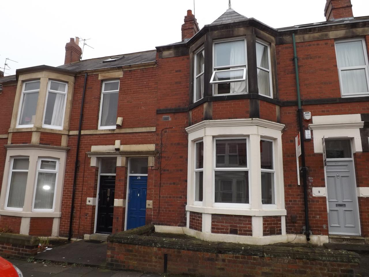 Shortridge Terrace, Jesmond, Newcastle upon Tyne
